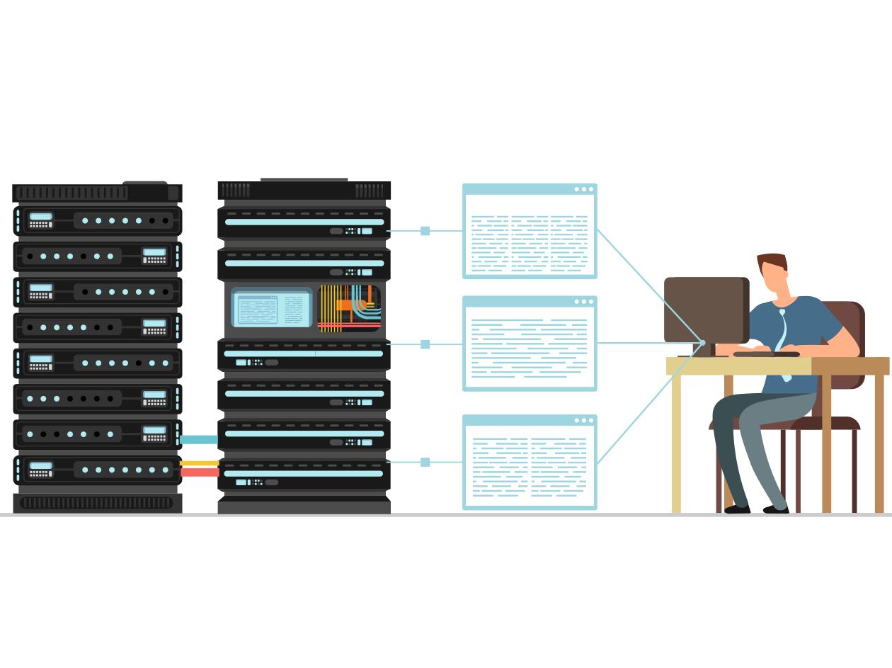 サーバー開発・ネットワーク支援