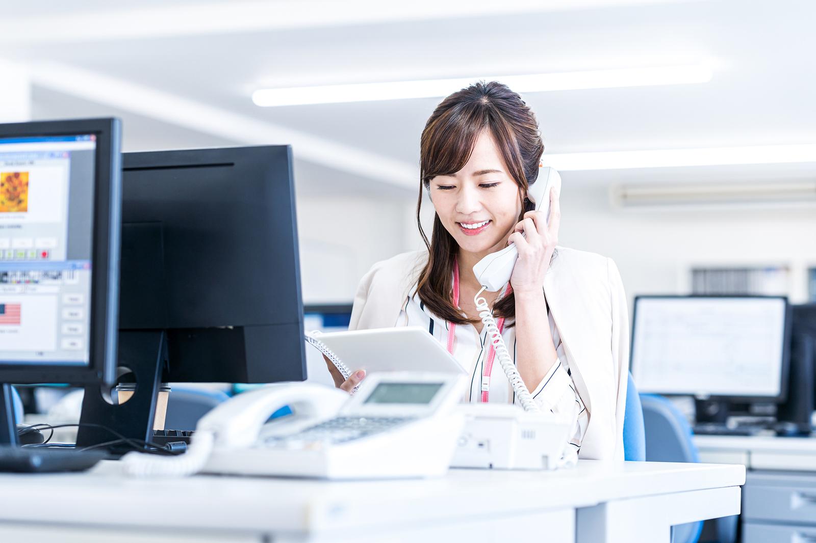 電話転送システム「TRANSPHONE CALL」